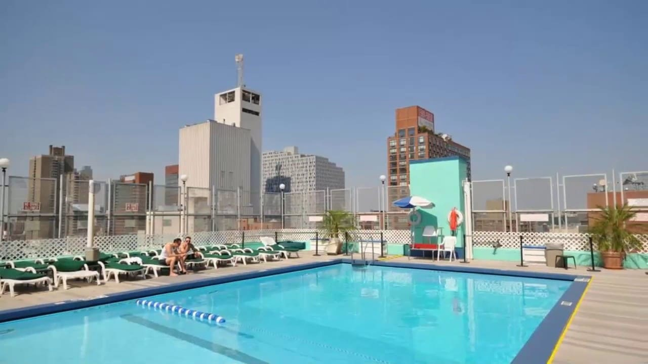Best New York City Hotels With Pools Indoor Outdoor Rooftops