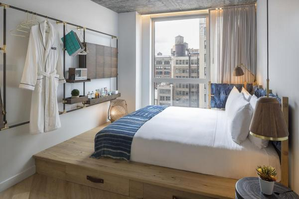 New Hotels in Manhattan