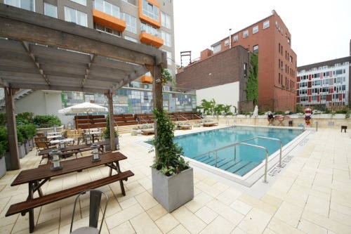 McCarren Hotel & Pool Brooklyn