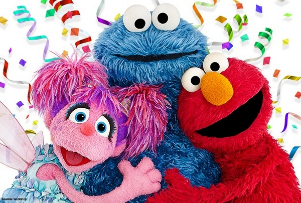Sesame Street Let's Party
