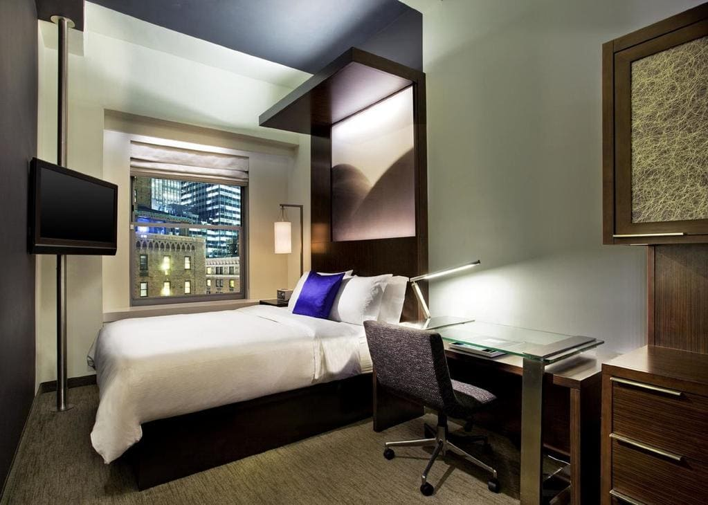 Top 10 New Hotels In Manhattan Ny 2019 Newest Nyc Hotels