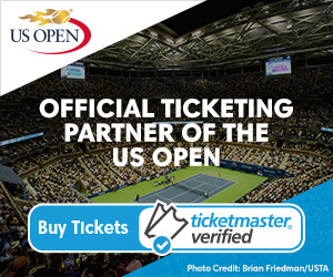 US Open Tennis Tickets NYC