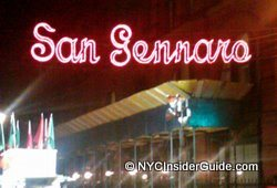 Annual Feast of San Gennaro NYC