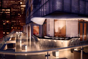 Ice Skating New York City | W Hotel Downtown