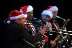 Jazz at Lincoln Center: Red Hot Holiday Stomp