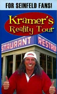 Kenny Kramer's Seinfeld Reality Tour