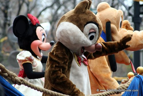 Thanksgiving Day Parade Minnie Mouse Disney