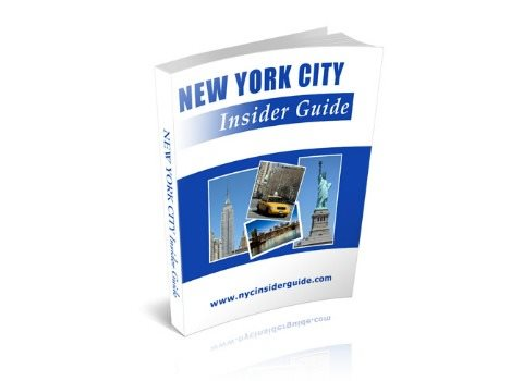 NYC Printable Map Guide Book - Over 50 Pages