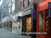 SoHo and NoLita Chic Boutique Shopping Tour