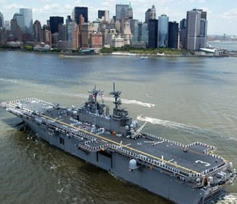Memorial Day & Fleet Week NYC Vacation Package