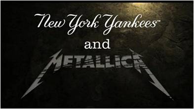 Metallica, Slayer, Megadeth, Anthrax at Yankees Stadium