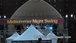 Midsummer Night Swing at Lincoln Center