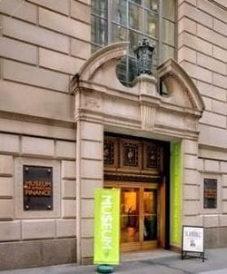 Museum of American Finance NYC