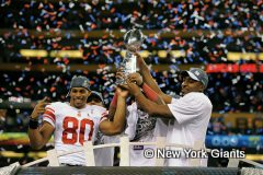 NY Giants Superbowl Champions 2012