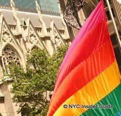 NYC Gay Pride Parade
