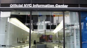 Official NYC Information Center