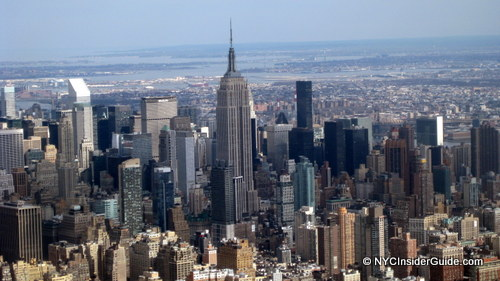 New York City Helicopter Tours | Empire State Building