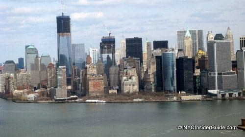New York City Helicopter Tours | World Trade Center