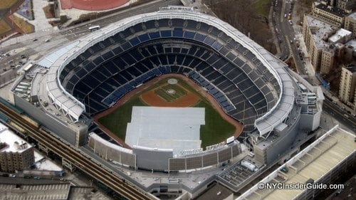 New York City Helicopter Tours | Yankee Stadium