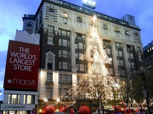 macys new york christmas lights - Is Macys Open On Christmas