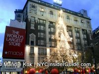 New York City Shopping Department Stores
