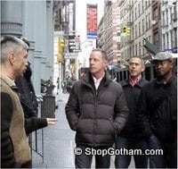 NYC Mens Shopping Tour