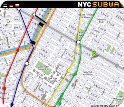 New-York-City-Street-Map