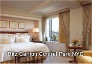 Ritz Carlton Central Park NYC