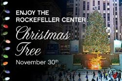 Rockefeller Center Christmas Tree Lighting 2011
