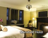 Romantic New York City Hotel - Mansfield Hotel