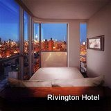 Romantic New York City Hotel Rivington