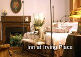 Romantic New York City Hotel - Inn at Irving Place