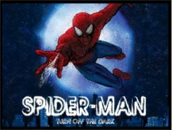 SpiderMan Turn off the Dark on Broadway
