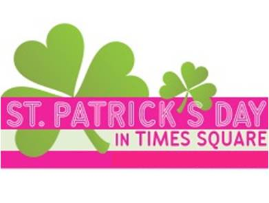 St Patricks Day Events NYC | Times Square