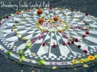 Strawberry Fields NYC Central Park