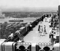 Top of the Rock Observation Deck 1930'S