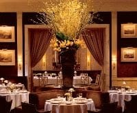 The Carlyle Restaurant NYC Romantic