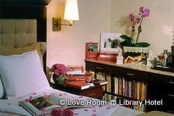 Romantic New York City Hotel - Library Hotel NYC