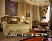 Waldorf Astoria Hotel NYC