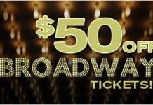 Discount Broadway Tickets NYC