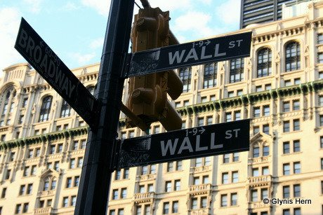 Financial District And Wall Street