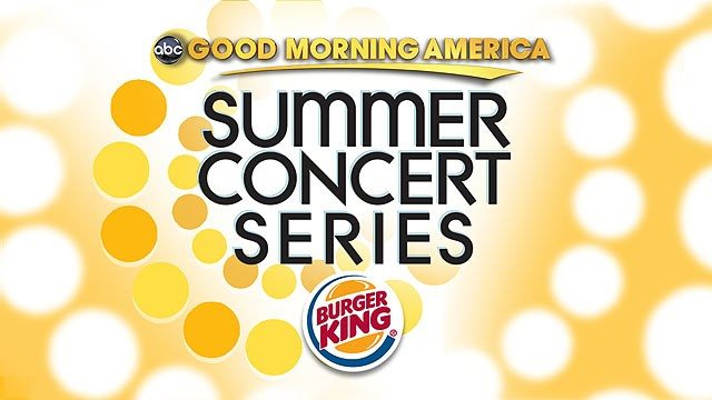 Good Morning America Summer Concert Series 2011