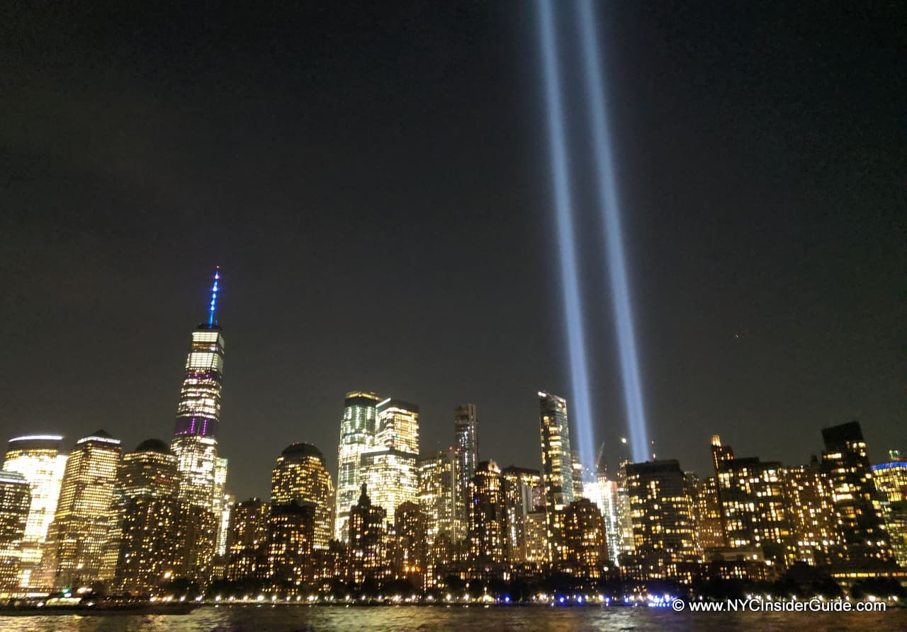 Tribute in Light - World Trade Center Site