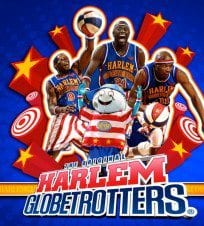Harlem Globetrotters at Madison Square Garden