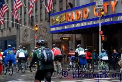 NYC Five Boro Bike Tour