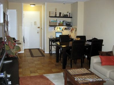 NYC Vacation Rentals - Dining Area