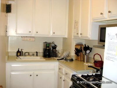 NYC Vacation Rentals - Kitchen