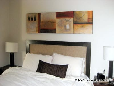 NYC Vacation Rentals - Bedroom