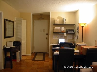NYC Vacation Rentals - Office Area