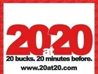 20 at 20 Off Broadway Tickets NYC